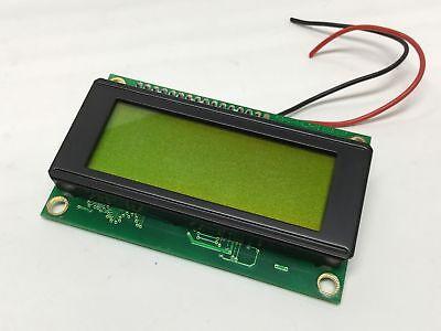 Varitronix Mdls20464b-lv-g-led4g Lcd Display Module 20x4 Characters 60x22mm