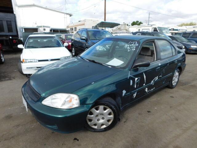 Imagen 1 de Honda Civic  green