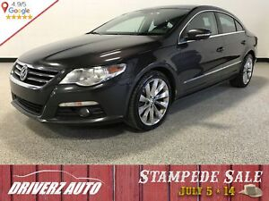2010 Volkswagen Passat CC Highline V6 WHOLESALE UNIT,AWD, 3.6...