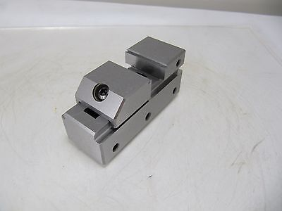 Precise 1 Vise Toolmaker Stainless Steel 0.0002 Vi Taiwan Made