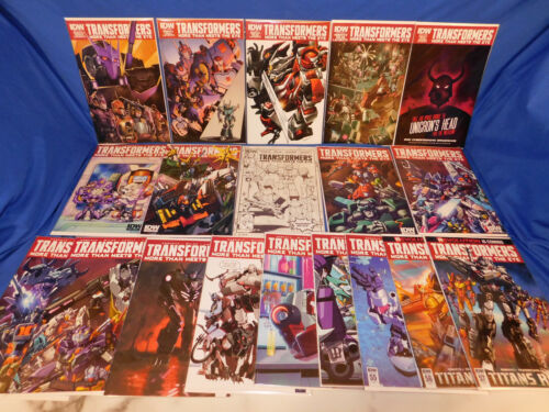 Transformers More than Meets the Eye 39-57 Retailer Incentive RI Variant Lot