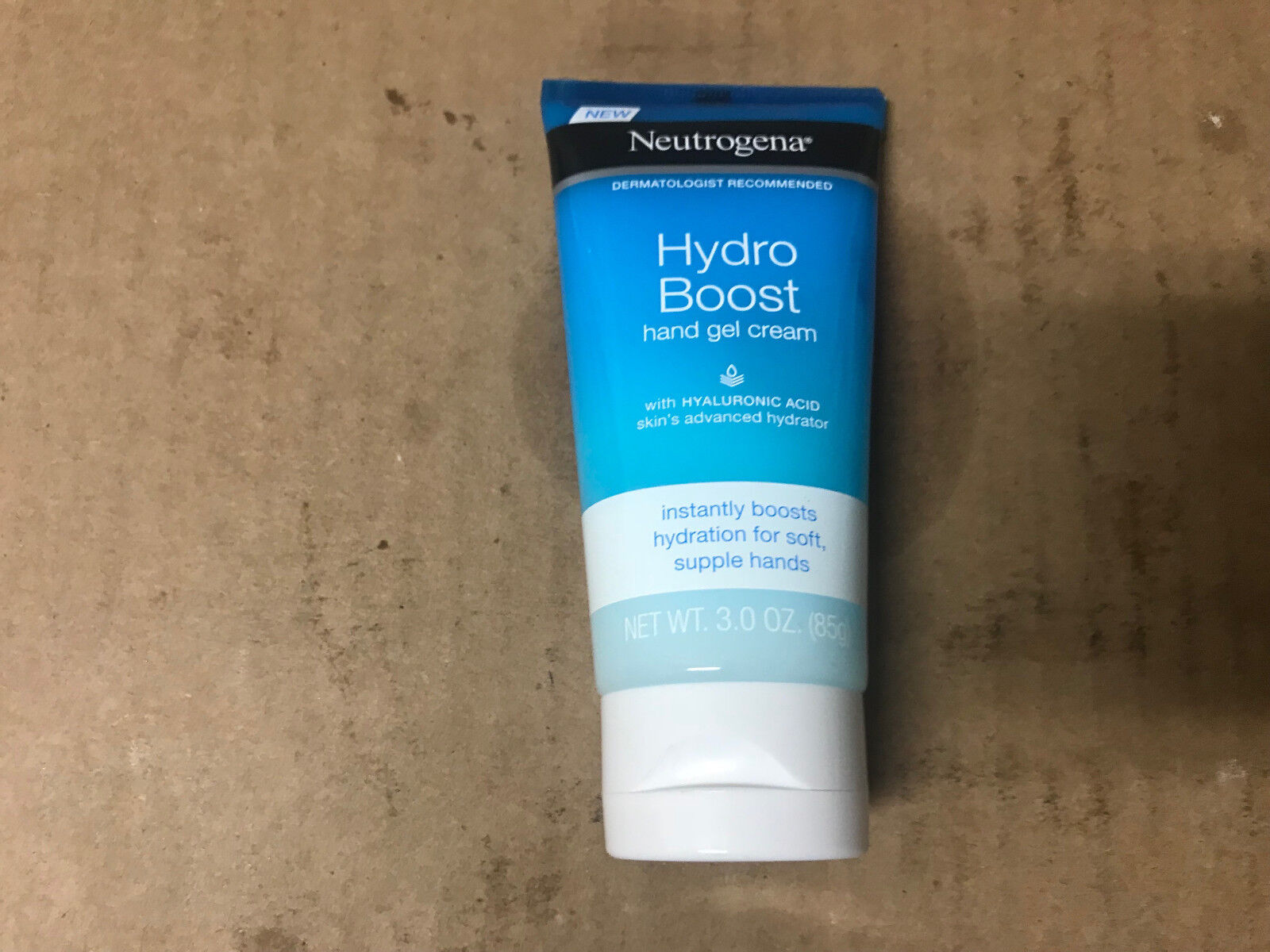 NEUTROGENA HYDRO BOOST  HAND GEL CREAM - 3 OZ