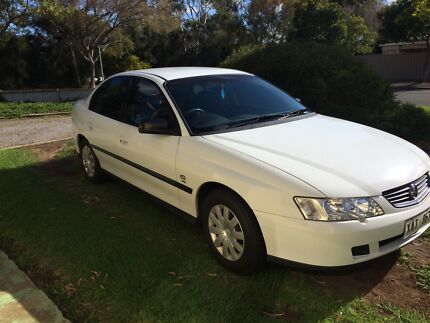 2003 Holden Commodore Sedan Brooklyn Park West Torrens Area Preview