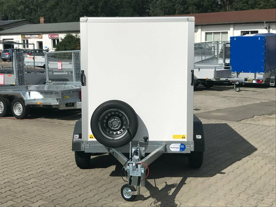 ⭐Anhänger Saris Koffer DV2000 2000 kg 256x134x150cm Holz NEU in Schöneiche bei Berlin