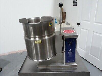 Groen Countertop Steam Kettle Model Ket 6 T 208240 3 Phase