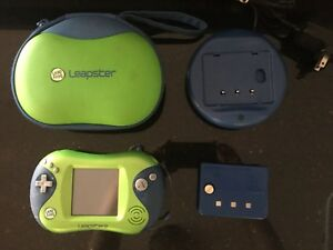 Leapster 2 (will not play cartridges) and accessories