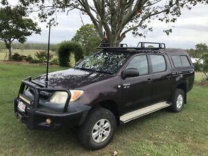 Toyota Hilux Dual Cab Ute