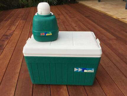 Esky and matching drink cooler