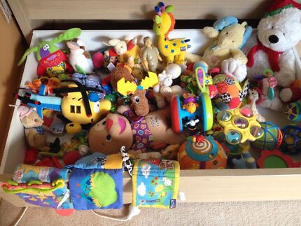 2 boxes  of toys Nerang Gold Coast West Preview