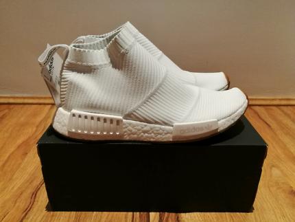 Adidas NMD CS1 White Gum UK10.5, 11