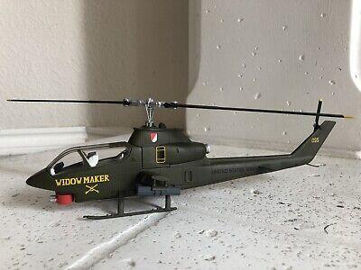 Corgi Cobra Widow Maker Die-cast Helicopter Bell Textron Aviation