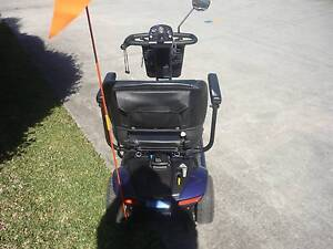 """PRIDE PATHFINDER 10"""" MOBILITY SCOOTER Carindale Brisbane South East Preview"""