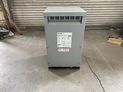 Eaton Transformer 10 Kva Pri 240x480 Sec 120240 1ph T20p11s10