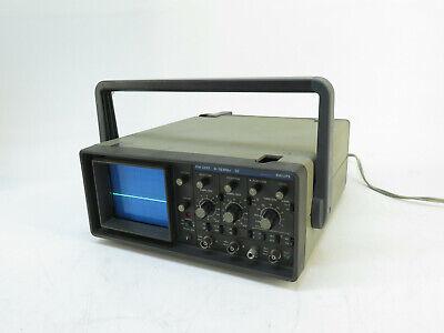 Phillips Pm 3207 0-15 Mhz
