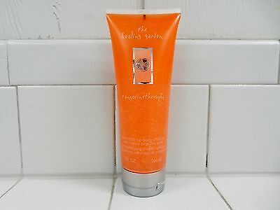 HEALING GARDEN TANGERINE THERAPY BODY CLEANSER 7 OZ TUBE *NEW NO (Garden Therapy)