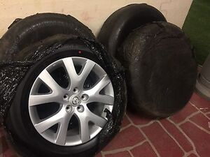 Mazda CX-7 : Wheels and Tyres Glenwood Blacktown Area Preview