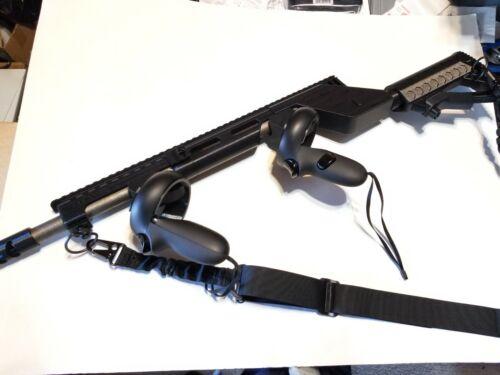 Professional VR Shooting Bracket Game Stable Gun Holder for Oculus Quest