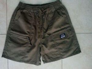 lotto-532-short-pantaloncini-pantalone-bermuda-uomo-verde-tg-L