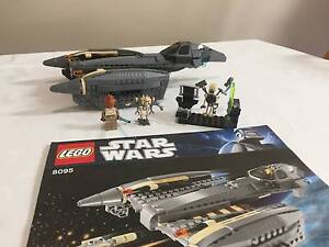 Lego star wars 8095 General Grievous starfighter Hamilton Newcastle Area Preview