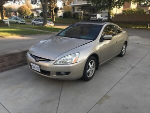 2003 Honda Accord coupe ex