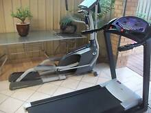 Treadmill and Elliptical cross trainer all for $549 Elizabeth Playford Area Preview