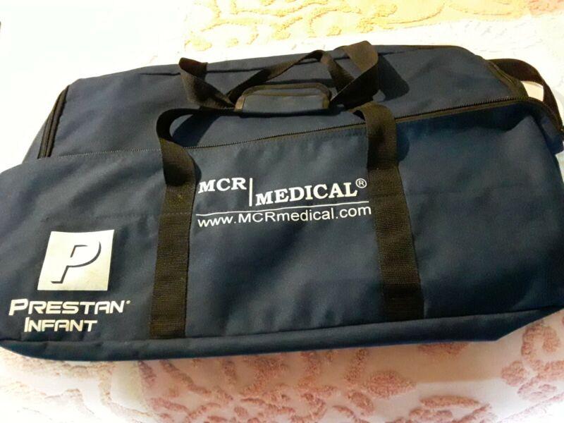 Prestan Infant Blue CPR Manikin Carry Bag (4-Pack Infant Mannequins)
