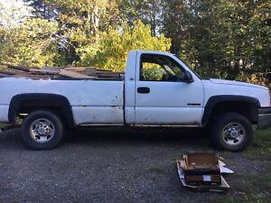 2003 chevy 2500 6.0l