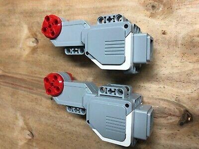 Lego Mindstorms EV3 Large Servo Motor 45502 - LOT OF 2 -  WORK GREAT!