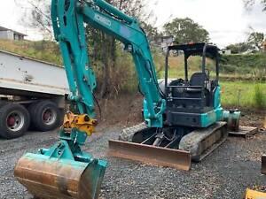 Kobelco SK55SR-6 Mini Excavator For Sale