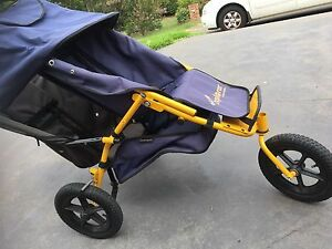 Ozzy Explorer Double Pram/Buggy Rooty Hill Blacktown Area Preview
