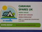 caravan spares uk
