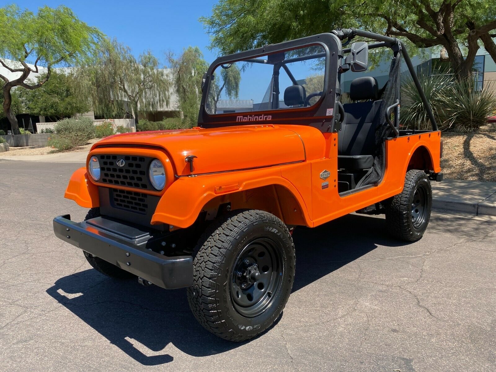 2020 Mahindra Roxor Side by Side - 4x4 Off Road Utility Vehicle - Brand New!