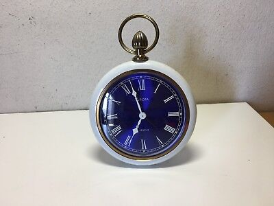 Used - Manual Alarm clock EUROPE Alarm clock rope - VINTAGE Retro