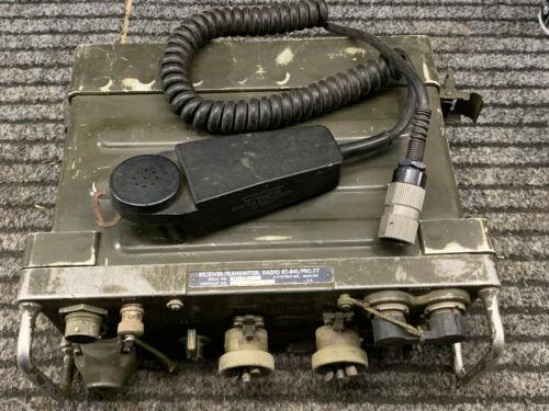 Vietnam US RT-841 PRC-77 M-80 Microphone Radio PRC-25 M151 VRC-64 ANGRC-160
