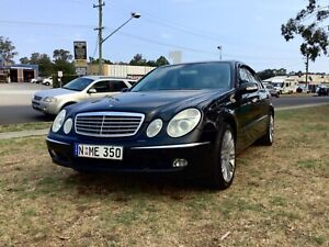 2005 Mercedes-Benz E350 ELEGANCE Auto Luxury Sedan Immaculate Leumeah Campbelltown Area Preview