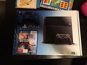 PS4 500gb, swap for low end gaming pc or parts Kingston Kingborough Area Preview