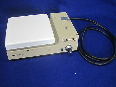Barnstead Thermolyne Sp18525 Nuova Ii Magnetic Stirrer 7 X 7 - Works Great