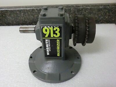 Winsmith 913 Speed Reduce 1750 Rpm 37 Hp20 Ratio 221 Output Torque Maximizer 101