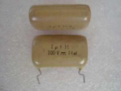 Philips Mullard Mustard 0.047uF 10/% 630VDC