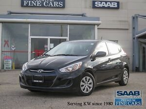 2016 Hyundai Accent GL  ONE OWNER  No Accidents/29,500 KM/Blueto