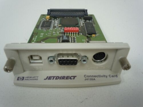 J4135A JETDIRECT USB CONNECTIVITY CARD FOR HP LJ 4000 4050 4100 4200 4300 9050