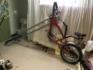 Bicycle style chopper