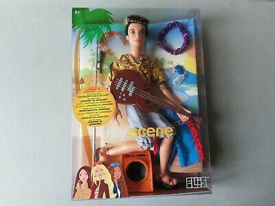 Barbie My Scene Ellis Jammin in Jamaica! 2002 Barbie Doll