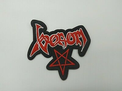 parche rock patch band music musica metal heavy iron planchar sew