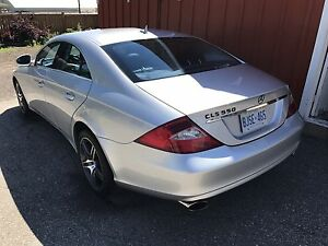 2007 CLS550 mint low KM