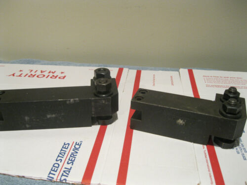 Hardinge C16 and C17 Tool Holder Machinist Tools