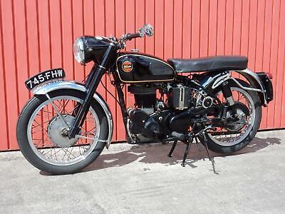 Velocette Venom 500cc 1959 - Original factory pairing & Original Registration