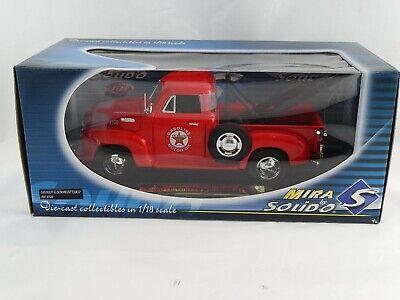 1:18 Solido 8134 Chevrolet 53 Depanneuse Texaco Rosso Rarità
