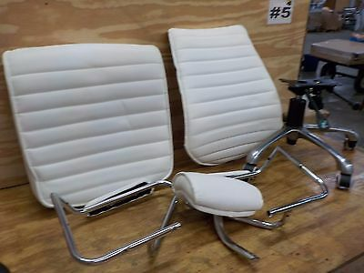 Zuo Lider Pro Office Chair In White