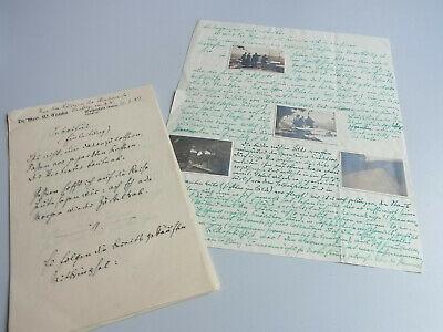 Homöopathie-arzt Walther Pigeon (White Rock / Saale ): Manuscripts Humor 1928-34